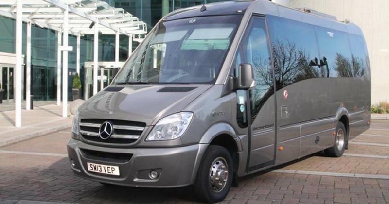 UNVI 16 Seat Minibus